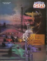1988 (May 29th) 72nd Indianapolis 500 Official Program Indy Car Racing