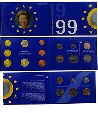 Niederlande KMS 1999-4,40 Gulden-Einführung des Euro