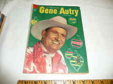 Dell Gene Autry Vol, 1, # 82, December 1953, ,Old Wester Comic