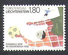 Liechtenstein 1998 World Cup/WC/Football/Sports/Games/Soccer 1v (n37720)