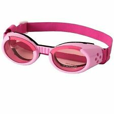 Doggles - ILS Pink Frame With Lens XS