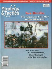 STRATEGY & TACTICS MAG. 191 - SEA DEVILS: AMERICAN CIVIL WAR - MINT UNPUNCHED