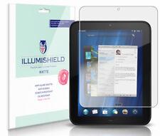 "iLLumiShield Anti-Glare Matte Screen Protector 2x for HP TouchPad 4G 9.7"""