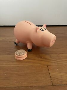 Toy Story Hamm Savings Bank Thinkway Toys Disney Pixar 1995 Vintage Original