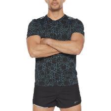 2XU Mens GHST T Shirt Tee Top Black Blue Sports Running Gym Breathable