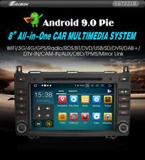 "RADIO 8"" MERCEDES BENZ SERIE A B VITO VIANO SPRINTER ANDROID 9 GPS 4GB RAM 64ROM"