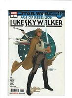 Star Wars Age of the Rebellion- Luke Skywalker #1 VF/NM 9.0 Marvel Comics
