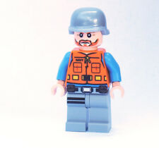 Custom - Topside - Gi Joe Cobra minifigures lego bricks gijoe g i joe