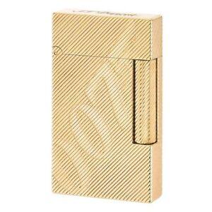 S.T. Dupont Limited Edition 007 Ligne 2 Lighter Gold #0510/1962 (016168)