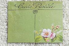 Cardstock---10 cm  Wide x 7.5 cm High--Vintage Style  (1)