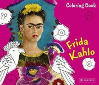 Frida Kahlo Coloring Book