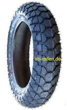 IRC Urban Nieve 100 / 80-17 52l+ 130/70-17 62l MEJOR Neumáticos de invierno Kit