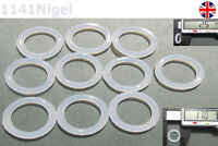 17mm OD  2.5mm CS O Rings Seal Silicone VMQ Sealing O-rings Washers