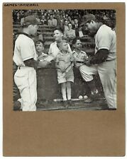 PHILADELPHIA A's ~ 1950 Baseball Photo from Library Collection ~ Joost & Coleman