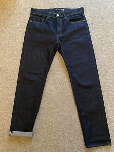 Levis Made And Crafted 502 Selvedge Jeans 32waist