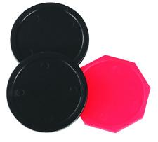 Redline Air Hockey Puck 3-Pack P0272 NEW
