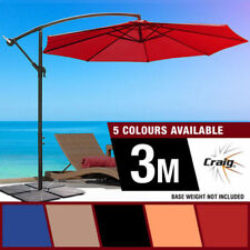 Unbranded Cantilever Umbrella Garden & Patio Umbrellas