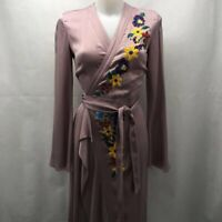 Etro Purple Maxi Dress 6