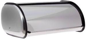 Stainless Steel BREAD BOX Storage Bin, Kitchen Cake Food Container, Bread holder