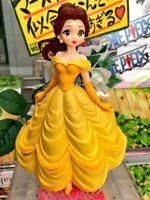 Banpresto Disney Characters Crystalux Beauty and the Beast Belle JP ver