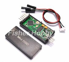 On-Screen Display Ardupilot Mega Mini OSD Rev. 1.1 OSD diy drones PX4 PIXHAWK