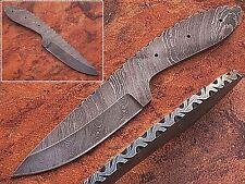 DAMASCUS STEEL BILLET BLADE BLANK, KNIFE MAKING SUPPLIES - DD/005