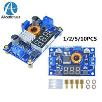 1/2/5/10PCS 5A Buck DC Adjustable LED Driver Voltmeter Step-Down Charge Module