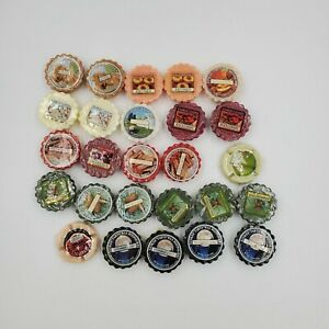 Yankee Candle Tarts Wax Potpourri Large Lot Of 26 Mixed Scents