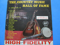 The Country Music Hall Of Fame 36 Original Hits  2lp set album 33 1/3 rpm