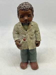 "Sarah's Attic Limited Edition ""Dentist PUG"" , African American"
