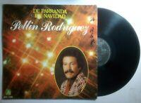 Pellin Rodriguez De Parranda en Navidad BORINQUEN ADG-1288 LP VG LP#1551