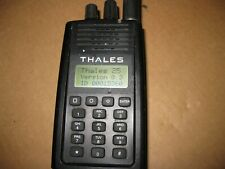 Thales Racal HANDHELD RADIO PRC6894 RACAL25 4101256-503 ?? - No Battery