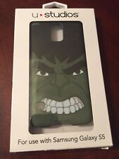 Fits Samsung Galaxy S5 Hard Case Marvel Avengers Ultron Incredible Hulk New