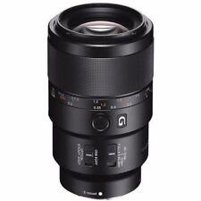 Sony Auto and Manual Camera Lenses