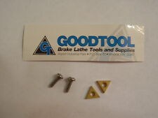 Goodtool/Goodson - #Rt-Kw-T - Brake Lathe Positive Rake Cutting Bits - Usa Made