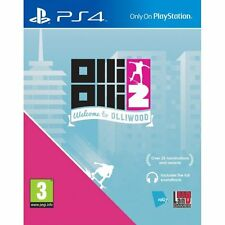 OLLI OLLI 2 WELCOME TO HOLLYWOOD  playstation 4 ( PS4 )