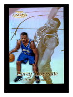 1999-00 Topps Gold Label New Standard Corey Maggette RC #NS15 SP Magic