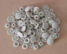 30-200PCS sets Size 20 T5  Resin Snaps Button Popper For Cloth Diapers Crafts