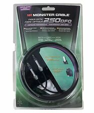 Monster Cable 250DFO Digital Fiber Optic Audio Cable - 3 Ft - High Quality