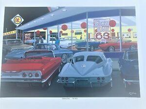 "David Snyder ""Delivery Day 1963"" Chevrolet Corvette Corvair Impala Dave"