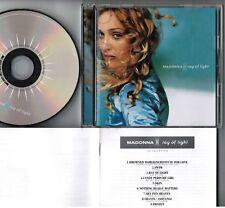 MADONNA Ray of Light JAPAN CD WPCR-2279 '1998 Best Hit Price 1,980 JPN' reissue