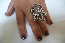 Silver Women Rings Jewellery without Stone