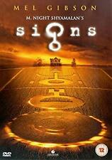Signs [DVD] [2002], , Used; Very Good DVD