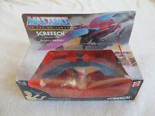 MOTU, Vintage SCREEECH Masters of the Universe MOC, Sealed, He-Man