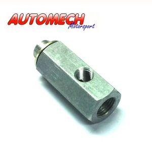 "Oil Pressure Gauge ""T"" Piece, M14x1.5 to M10x1,Vauxhall, BMW Engines (053/M)"