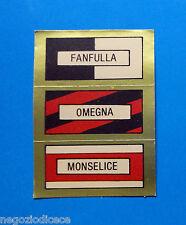CALCIO FLASH '83 Lampo Figurina-Sticker -FANFULLA-OMEGNA-MONSELICE SCUDETTO-New