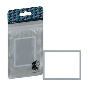 Screen lens for DS Lite Nintendo top cover replacement DSL NDSL ZedLabz - White