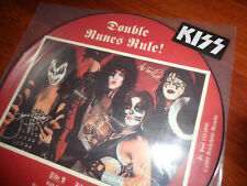 Kiss – Double Runes Rule! .org,1992...Picture Disc..very rare!!!!