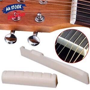 Bridge Saddle AU Strings End Guitar Nut and Bone Acoustic