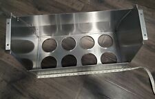 Stainless steel Rack Restaurant 8 holes New